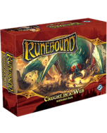 Runebound 3rd Edition Caught in a Web