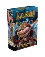 Runebound 3rd Edition The Mountains Rise