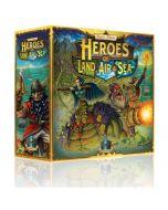 Heroes of Land Air & Sea