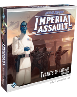 Star Wars Imperial Assault – Tyrants of Lothal