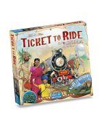 Ticket to Ride: India/Switzerland