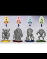 Anachrony: Exosuit Miniature Set