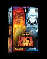 Dice Throne Season 1 Rerolled - Box 1: Barbarian vs Moon Elf