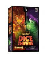 Dice Throne Season 1 Rerolled - Box 3: Pyromancer vs Shadow Thief
