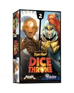 Dice Throne Season 1 Rerolled - Box 2: Monk vs Paladin