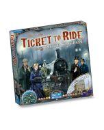 Ticket to Ride: UK/Pennsylvania