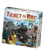 Ticket to Ride: Europe - NL