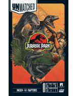 Unmatched Jurassic Park InGen vs Raptors