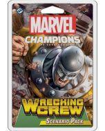 Marvel Champions LCG: The Wrecking Crew Scenario