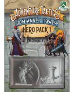 Adventure Tactics: Domianne's Tower – Hero Pack 1
