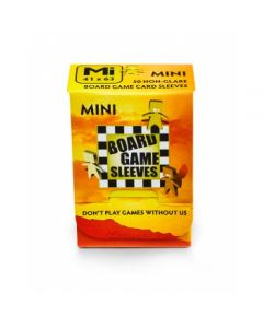 Board Games Sleeves (Non-Glare) - Mini (41x63mm)