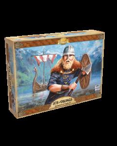 878: Vikings - Invasions of England (beschadigd)