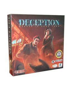 Deception Murder in Hong Kong (licht beschadigd)