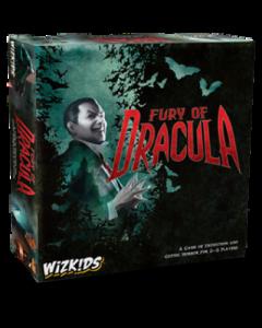Fury of Dracula 4th Edition (beschadigd)