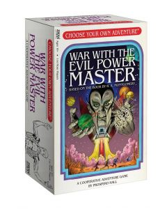 Choose Your Own Adventure: War with the Evil Power