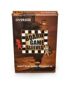 Board Games Sleeves (Non-Glare) - Standard (63x88mm)