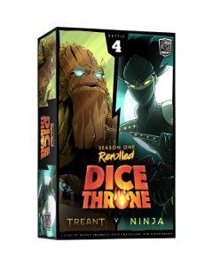 Dice Throne Season 1 Rerolled - Box 4: Treant vs Ninja