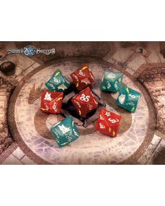 Sword & Sorcery Custom Dice Pack