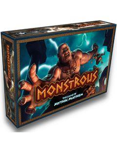 Monstrous (licht beschadigd)
