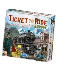 Ticket to Ride: Europe (NL)