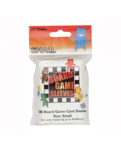 European Board Game Sleeves - Small (44x68mm)