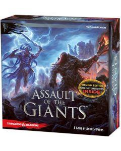 D&D Assault of the Giants Board Game (beschadigd)