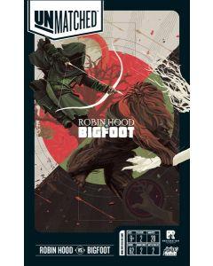 Unmatched: Robin Hood vs. Bigfoot
