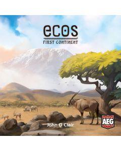 Ecos: The First Continent (licht beschadigd)