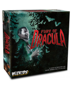 Fury of Dracula 4th Edition (beschadigd)