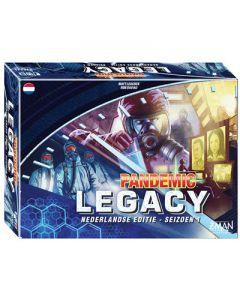 Pandemic Legacy Seizoen 1 (NL - Blauw)