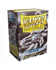 Dragon Shield - Standard - Clear (100 stuks)