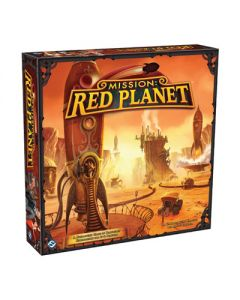 Mission Red Planet - 2nd Edition