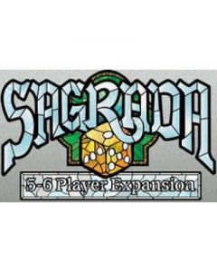 Sagrada - 5-6 speler uitbreiding