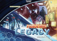 Pandemic Legeacy Seizoen 1